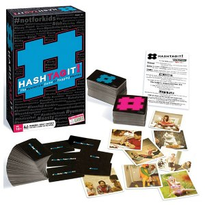 #HASHTAGIT Party Game by ThinkGeek