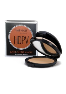 menaji hdpv anti-shine powder review