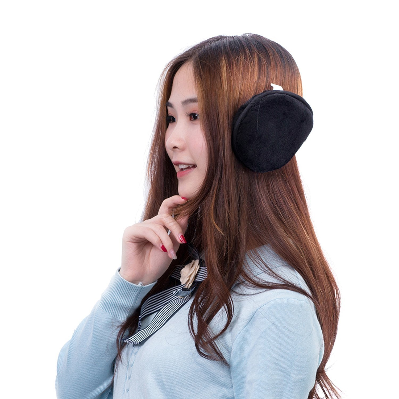 best ear muffs under $10 Amazon unisex HIG fleece