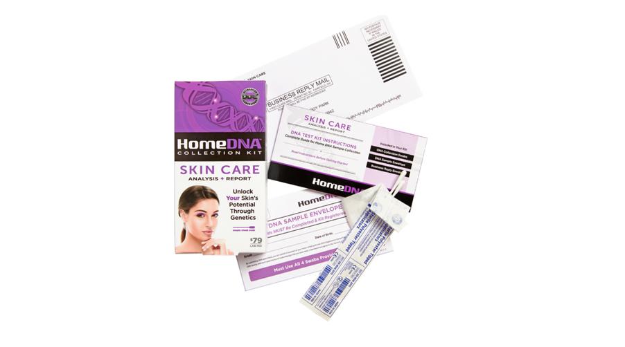 Home DNA Skin Care Kit