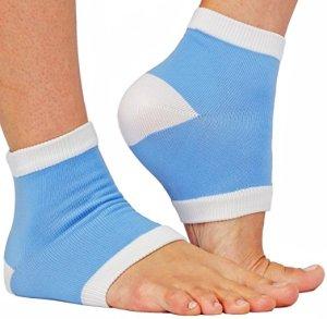 Intensive Moisturizing Gel Heel Sleeves by NatraCure
