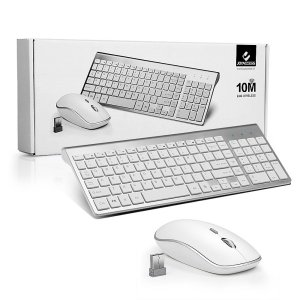 JOYACCESS Wireless Keyboard Combo