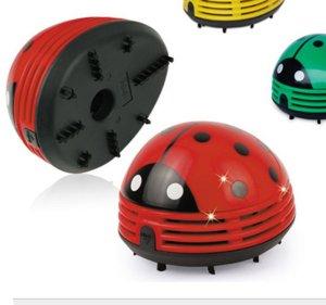Ladybug Portable Vacuum by Honbay