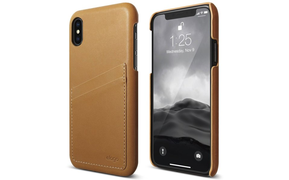 iPhone X cases 6 best leather
