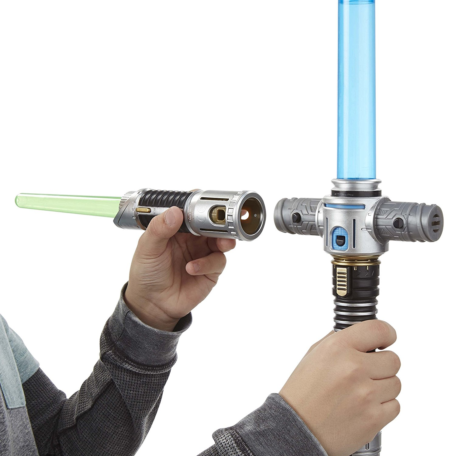 Star Wars lightsaber toy