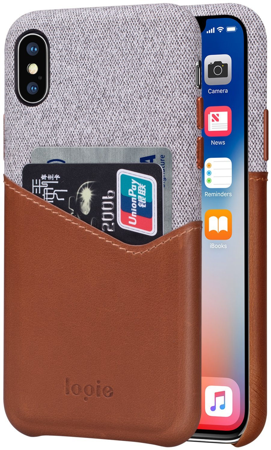 iPhone X cases 6 best leather phone card holder wallet
