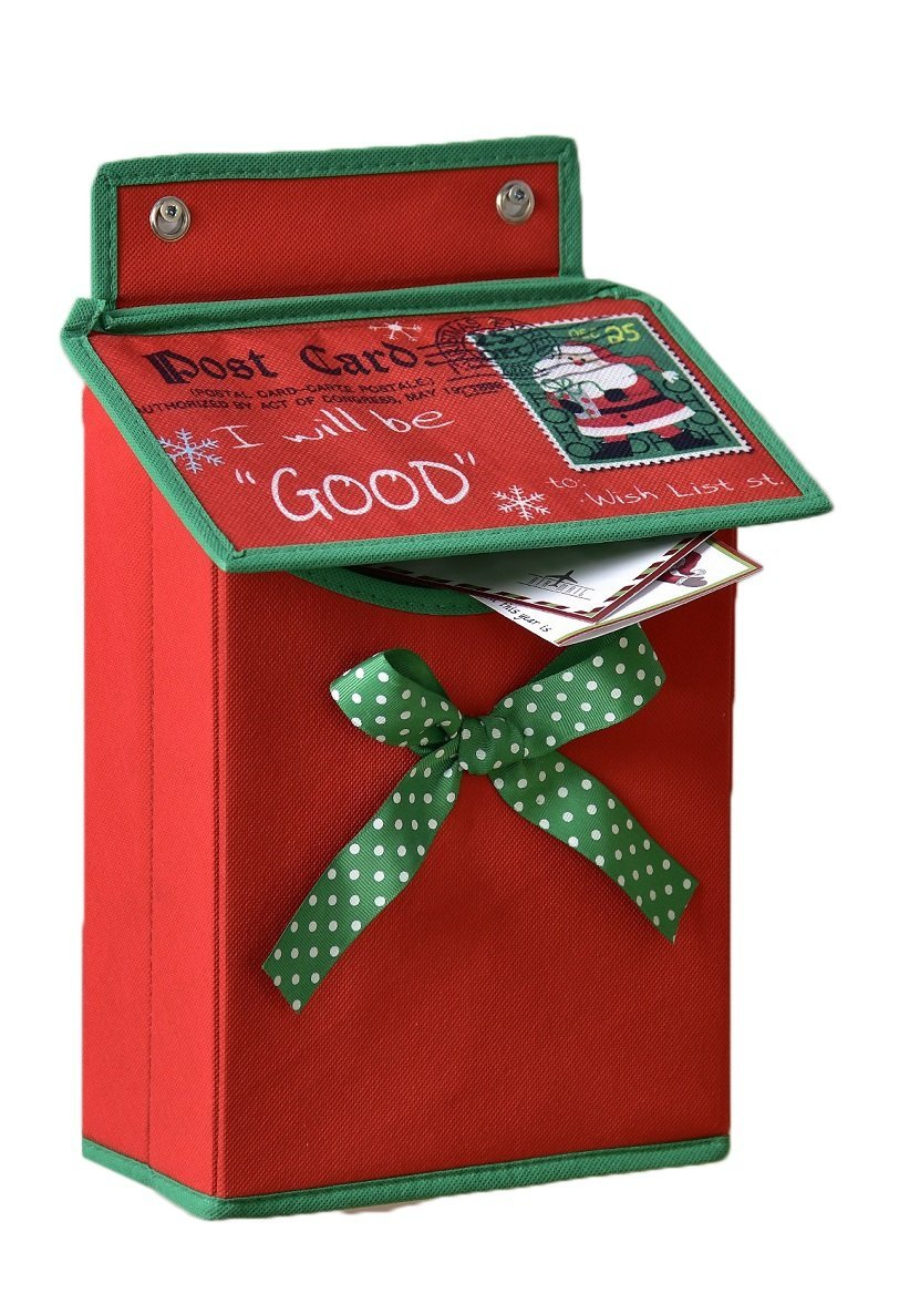 Gift Craft Letter For Santa Wall Mailbox