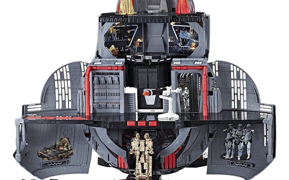 Star Wars mega play set