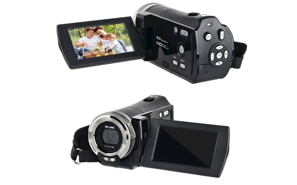 best mini HD camcorder
