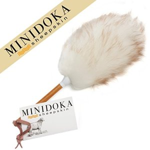 Minidoka Sheepskin Duster by Desert Breeze Distributing