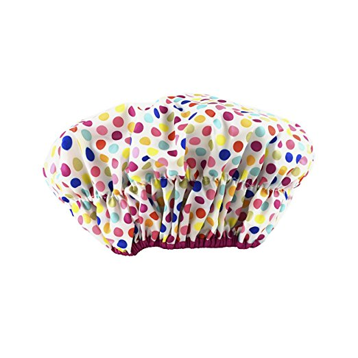 Mold Resistant Shower Cap by Betty Dain