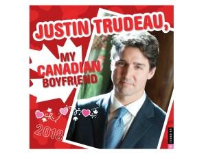 Justin Trudeau calendar