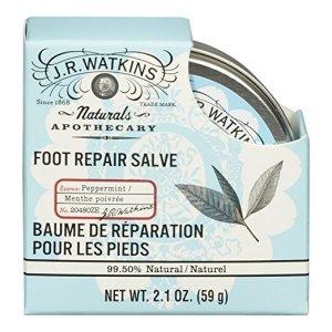 Natural Foot Repair Salve by J.R. Watkins