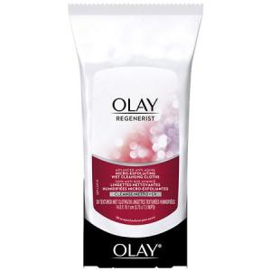 Olay Regenerist Micro-Exfoliating Cleansing Wipes by Walgreens