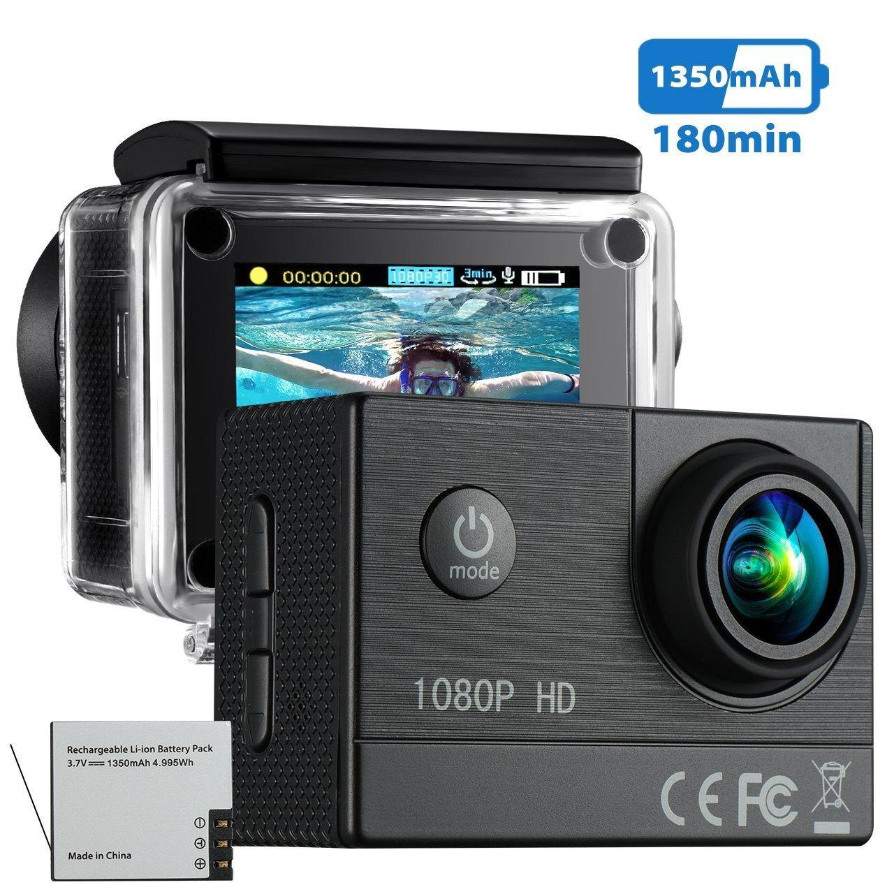 OMorc Action Camera