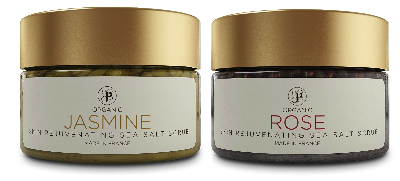 Peak Products Organic Sea Salt Body Scrub