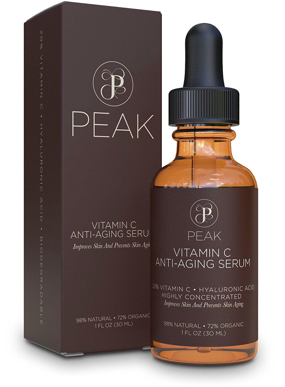Peak Products Vitamin C Anti-Aging Serum