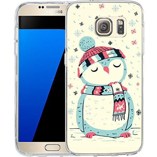 Christmas phone case best penguin Samsung Galaxy S7