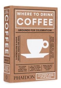 where to drink coffee book phaidon