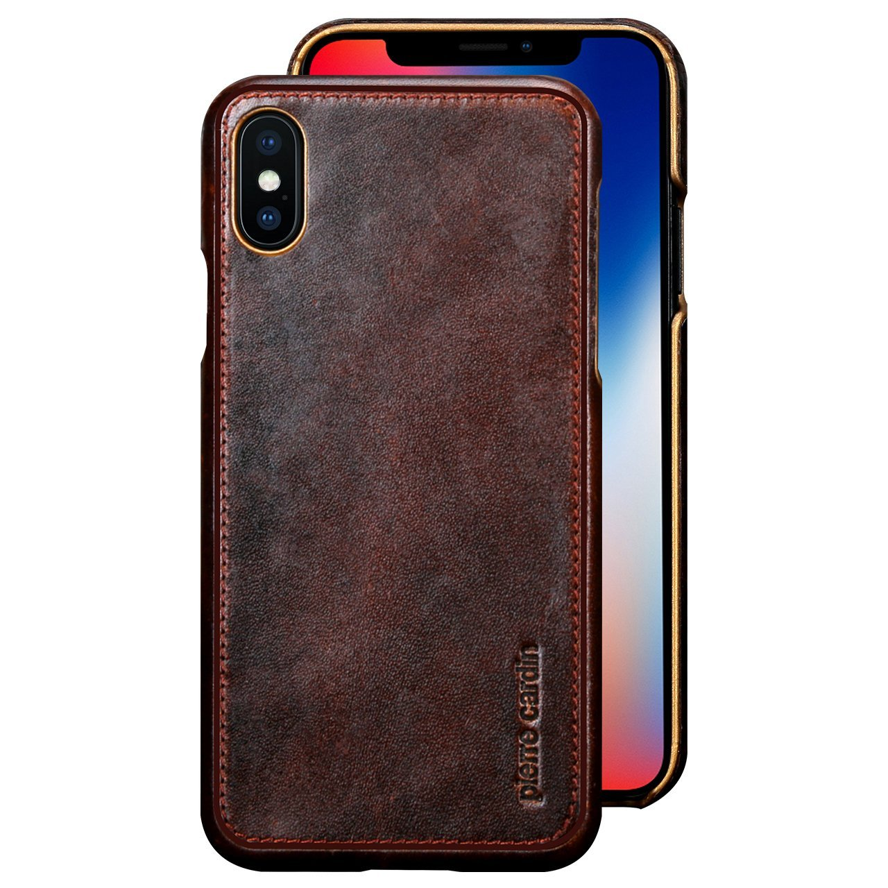 iPhone X cases 6 best leather phone cow hide