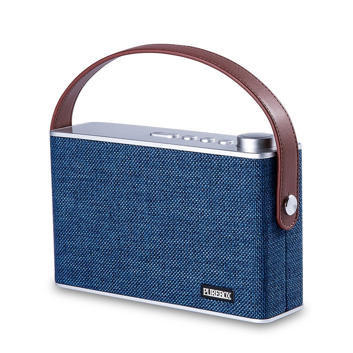 PUREBOX Portable Wireless Bluetooth Speakers with Handle