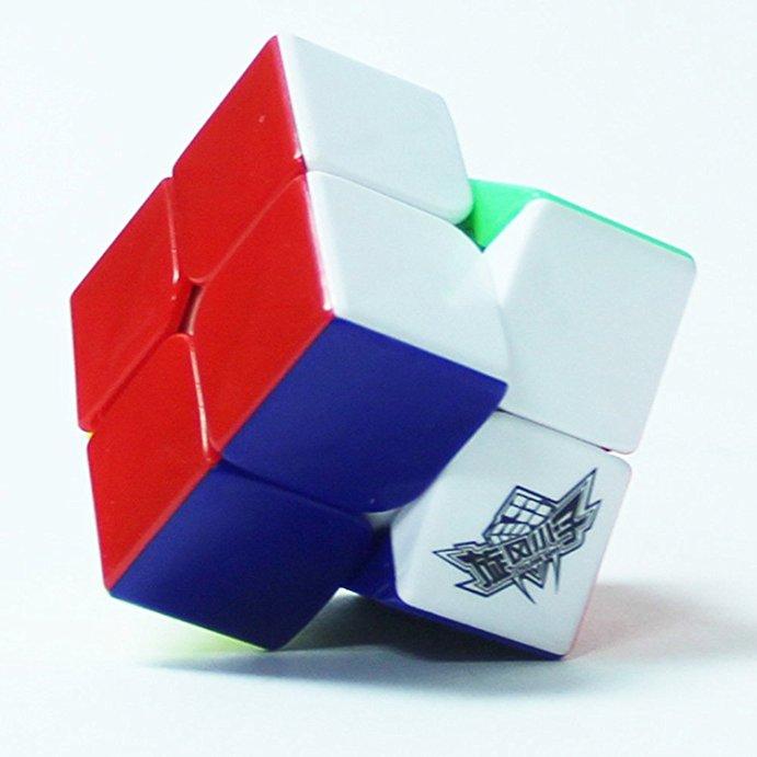 Qiyun Stickerless Speed Cube