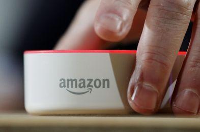 Amazon New Devices, Seattle, USA - 27 Sep 2017