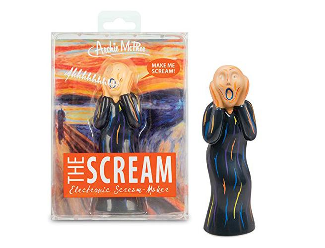 The Scream Noise Maker