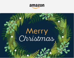 Amazon Online Gift Card