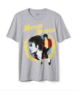 Michael Jackson T-Shirt GAP