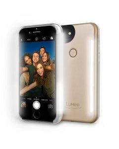 Selfie iPhone Case by LuMee