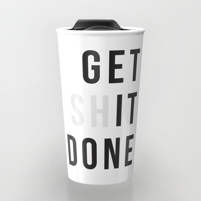 desk accessories best new year resolutions get shit done travel mug