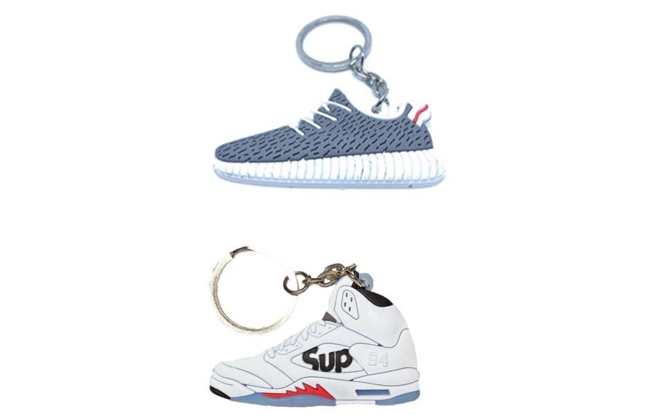Sneaker Keychains: The Best Mini Keychains