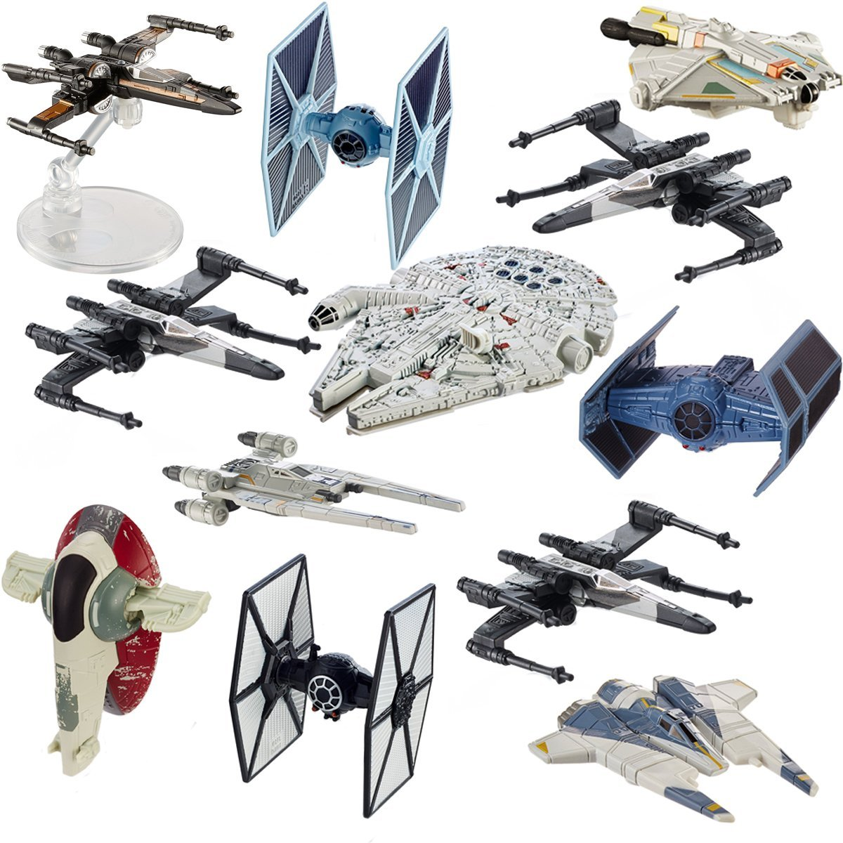 star wars hot wheels set