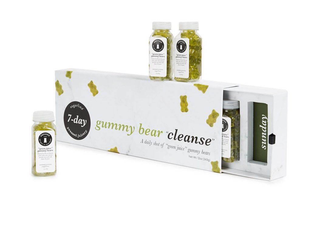 sugarfina green juice bento box