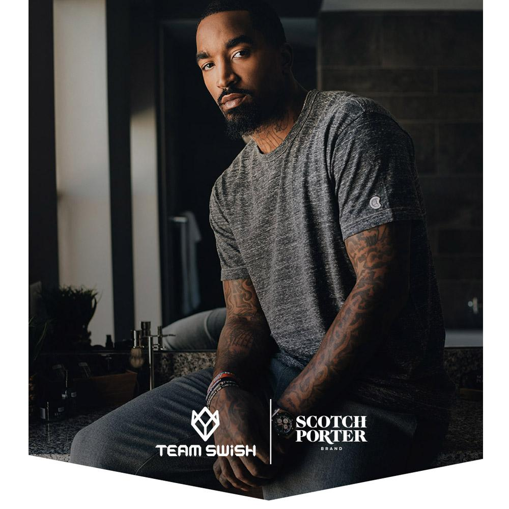 JR Smith Scotch Porter Dopp Kit