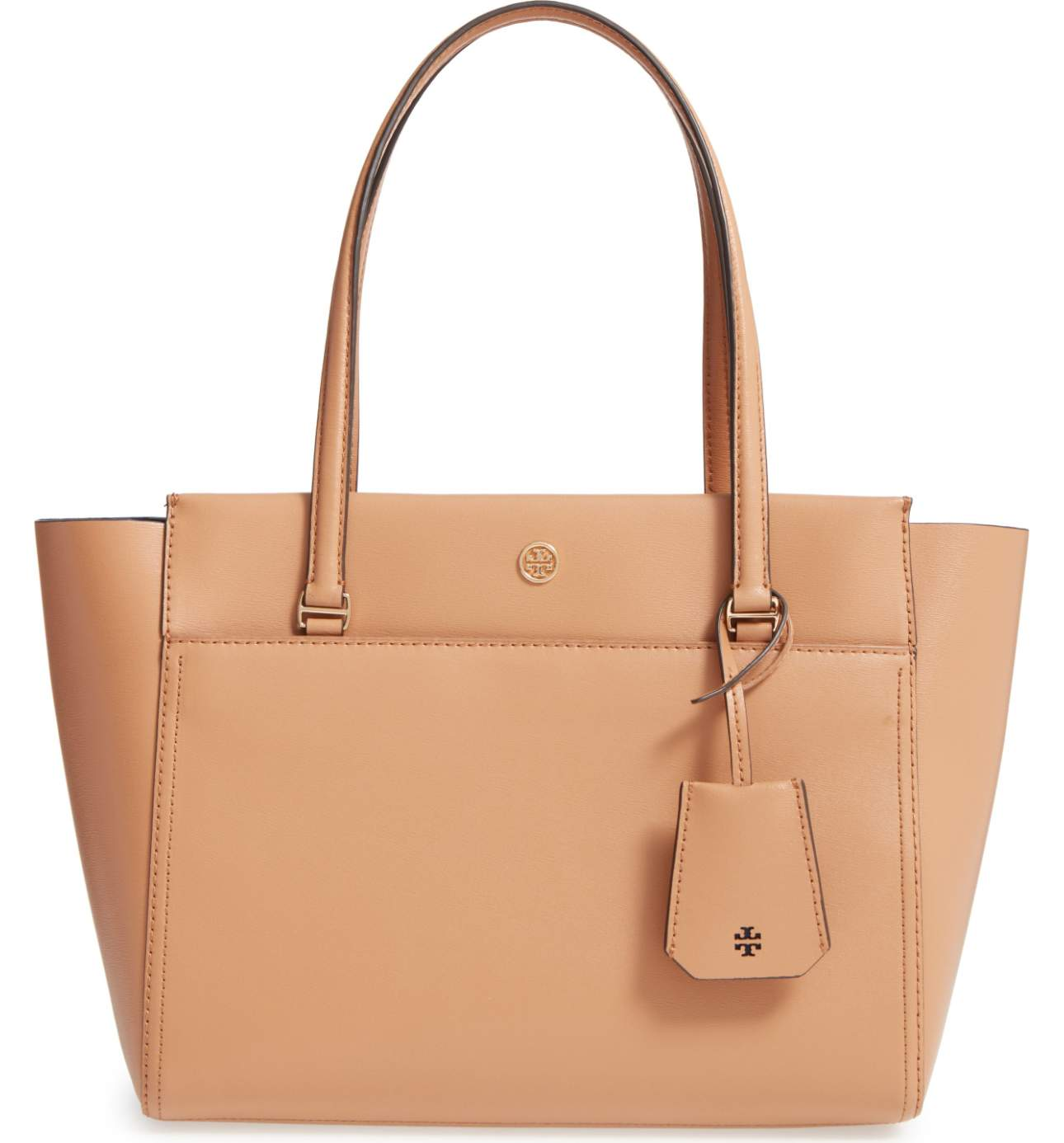 ORY BURCH Small Parker Leather Tote