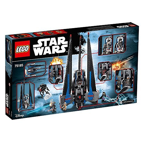 Tracker Lego Star Wars set
