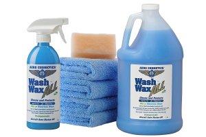 Wash All Car Wax by Aero Cosmetics