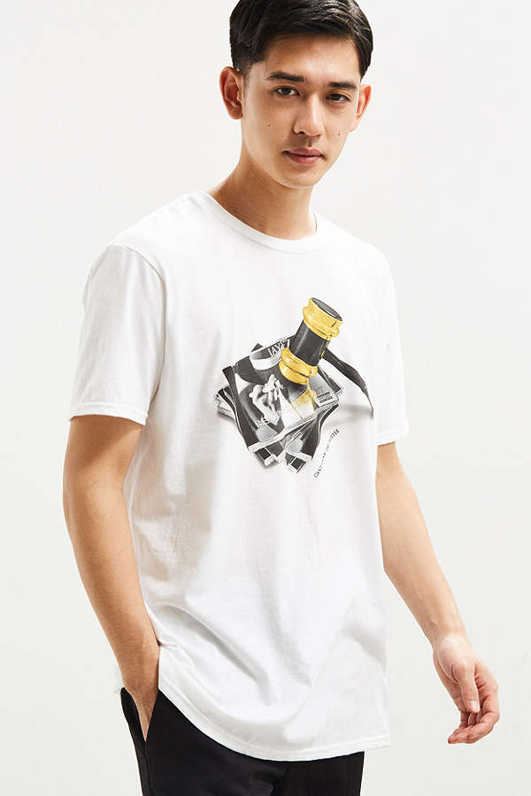 Jay-Z clothing line Urban Outfitters collection tee politics as usual