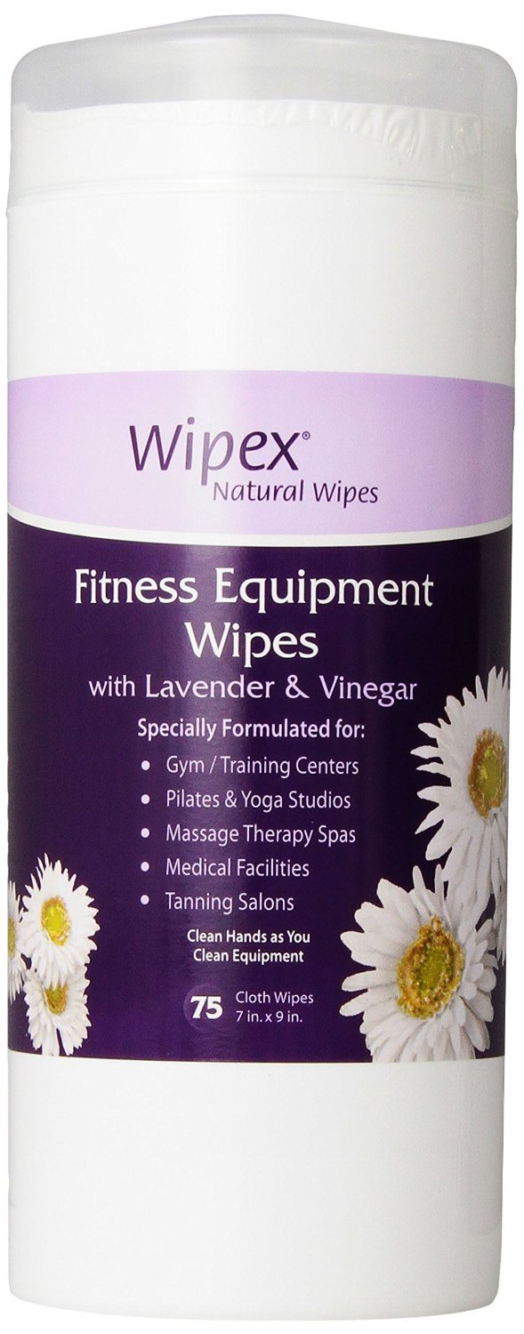 how to clean yoga mat wipex natural fitness equipment wipes