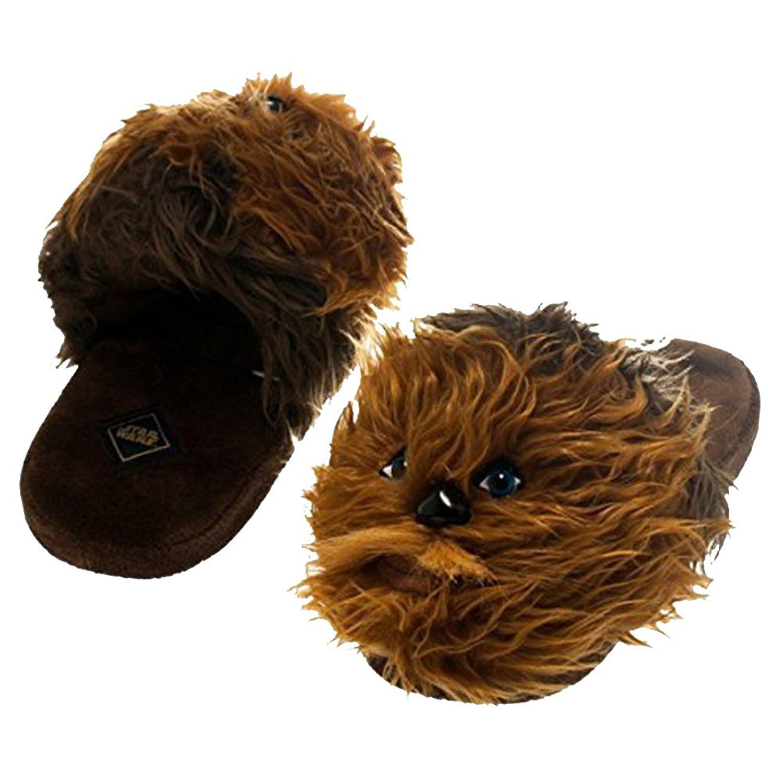 Star Wars Chewbacca wookie slippers