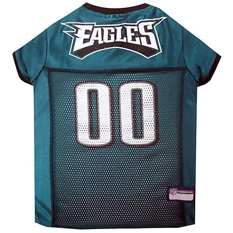 philadelphia eagles pet jersey