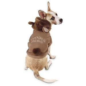 Cuddle Bear Dog Hoodie Bond & Co.