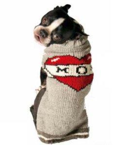 Dog Sweater Chilly Dog