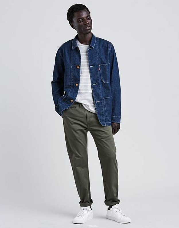 levis 502 mens chino trousers sale