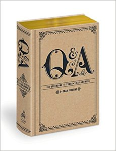 Journal Guide Q and A a Day