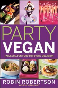 Party Vegan Cookbook Amazon