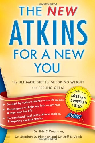 The New Atkins Diet Book Amazon