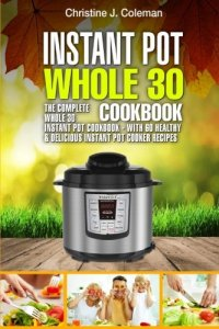 Instant Pot Cookbooks Recipes